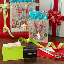 Season's Greetings: Gift Wrap