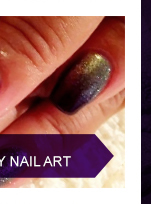 UD's Latest Blog Post - How To: Urban Decay Nail Art