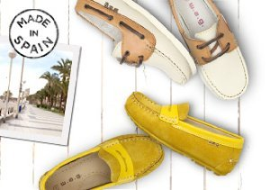 Made in Spain: W.A.G. Kids' Shoes