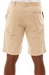 The Work Chino Shorts in Khaki