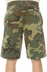 The Vintage 5 Pocket Flat Front Shorts