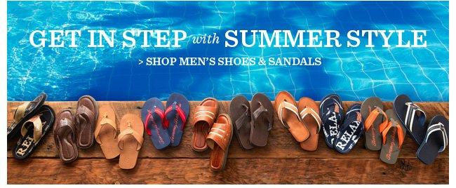 Shop Men's Shoes & Sandals