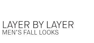 Men's Fall Looks