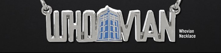 WHOVIAN NECKLACE