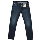 Tapered-Fit Broken Twill Jeans