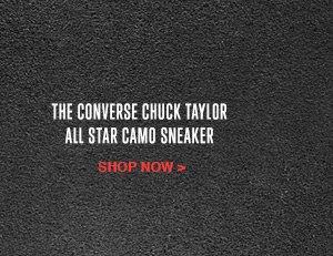 THE CONVERSE CHUCK TAYLOR ALL STAR CAMO SNEAKAER | SHOP NOW