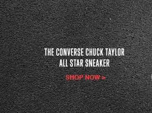 THE CONVERSE CHUCK TAYLOR ALL STAR SNEAKER | SHOP NOW