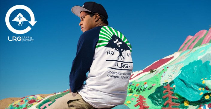 Click to shop BRAND NEW LRG