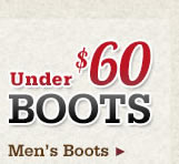 All Mens Boots Under 60 on Sale