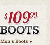All Mens 109 99 Boots on Sale