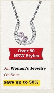 All Womens Jewlery on Sale