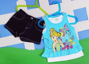 Kids' Choice: Cartoon Apparel