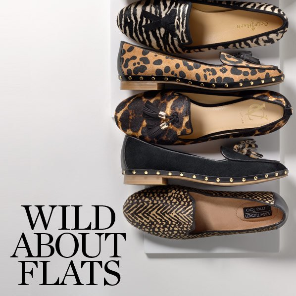 WILD ABOUT FLATS