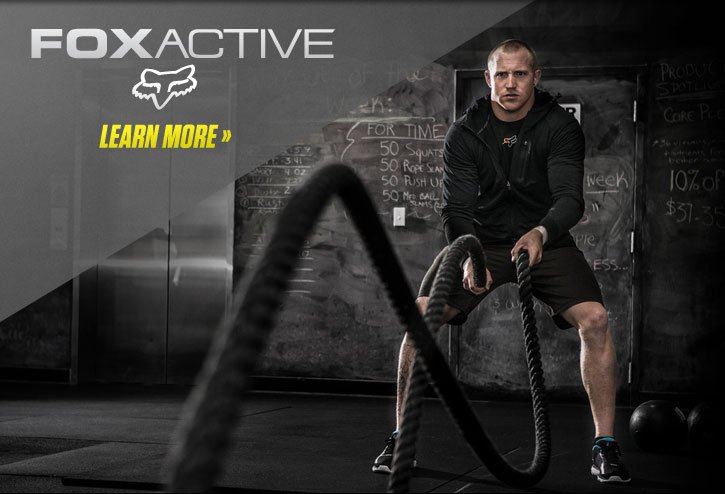Fox Active - Learn more