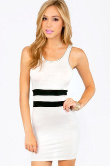 END OF THE LINES TANK DRESS 32