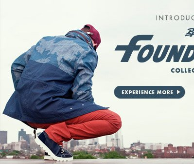 Introducing the Foundation Collection