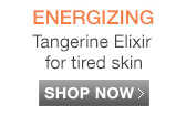 Tangerine Elixir for tired skin
