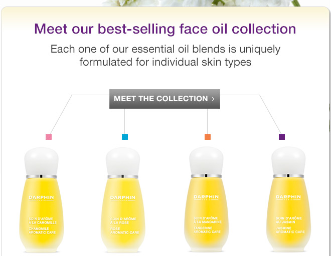 Meet our best-selling oil collection