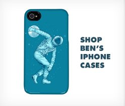 Shop Ben's iPhone Cases