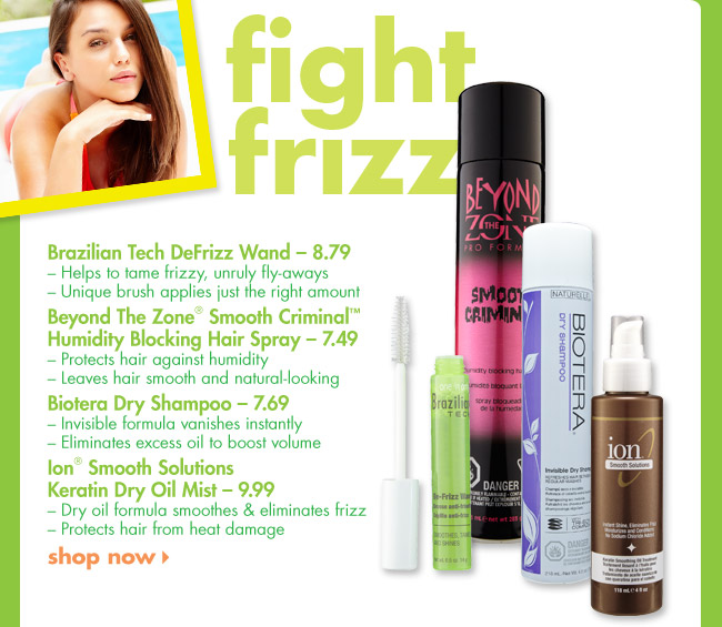 fight frizz