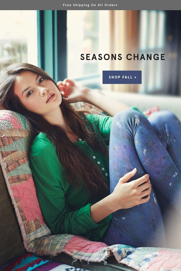 Seasons Change...Shop Fall