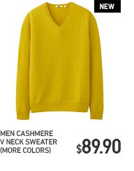 MEN CASHMERE SWEATER