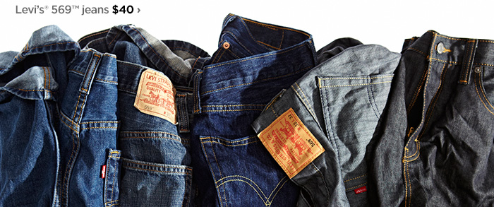 Levi's® 569™ jeans $40›