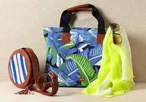 Urban Safari: Ft. WHIT Handbags