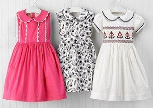 Anglomania: Girls' Dresses & More