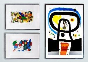 MyHabit Masters: Miró Lithographs