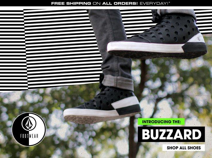 Buzzard Shoes