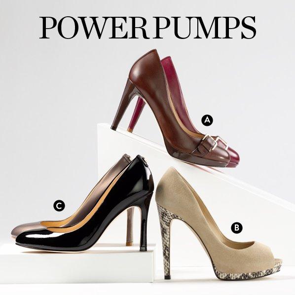 POWER PUMPS