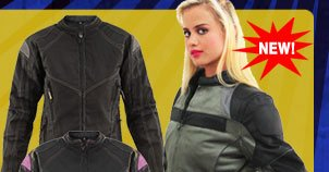 New Xelement Ladies All-Season and Guardian Tri-Tex Jackets - From $89.95!