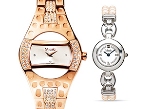 Misaki Watches for Her & Him, Made in Japan