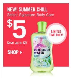 Select Signature Body Care - $5