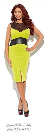 Amy Childs Libby Pencil Dress