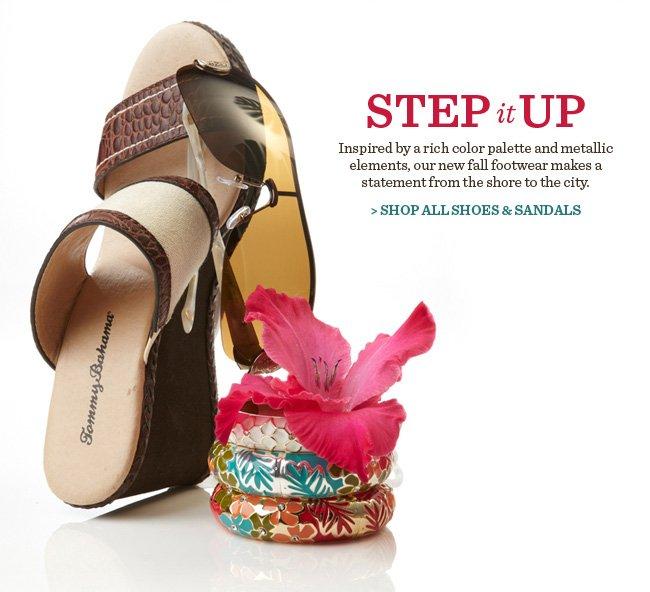 Shop All Shoes & Sandals