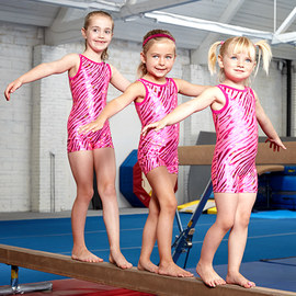 All About Gymnastics: During Practice