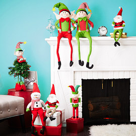 Santa & Friends: Home Décor