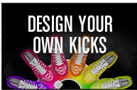DESIGN OWN KICKS