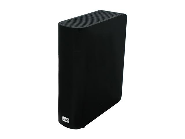 WD My Book 3TB Desktop USB 3.0 External Hard Drive Storage WDBACW0030HBK-NESN