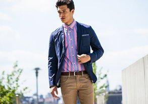 Shop Stock Up: Summer Blazers & Wovens