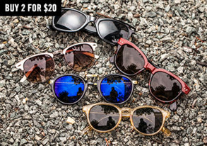 Shop New AJ Morgan Shades: 50+ Pairs