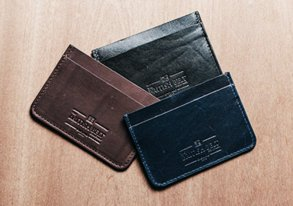 Shop Finishing Touches: Wallets & Belts