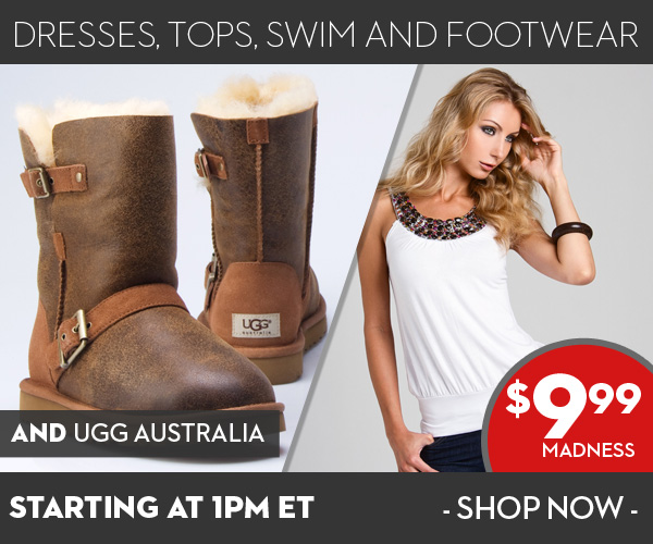 Dresses, Tops Swin and Footwear