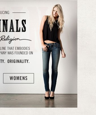 Originals - Womens