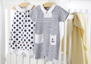 The Royal Nursery: Baby Clothes