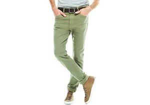Find Your Fit: Skinny & Tapered