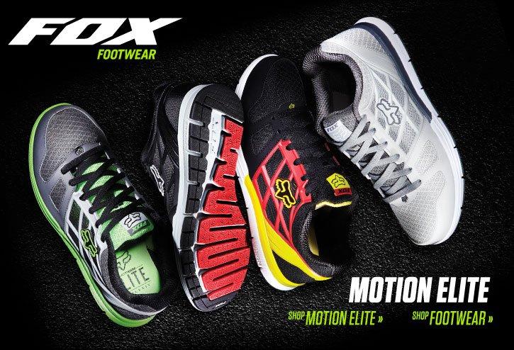 Fox Footwear - Shop Motion Elite