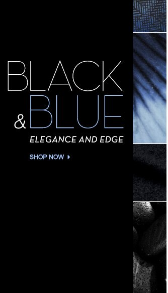Black and Blue | Shop Now